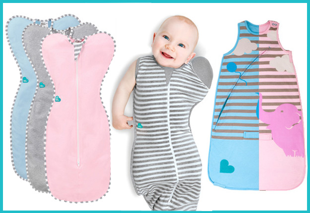 Win the Ultimate Baby Sleep System by Love To Dream