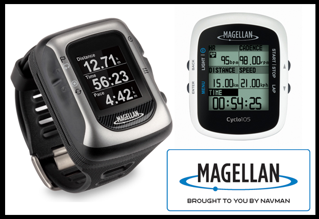 Win 1 of 4 prizes from Magellan GPS