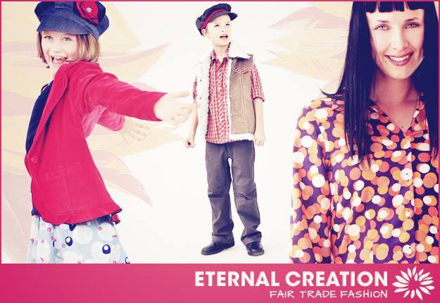 Win 1 of 10  Eternal Creation fashion vouchers worth $50 each!