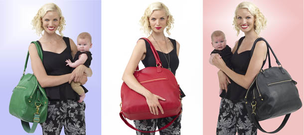 cool nappy bags