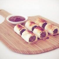 Moroccan Sausage Roll Recipe