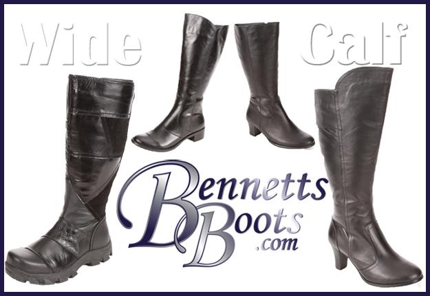 Win 1 of 10 Wide Calf Boots $100 vouchers