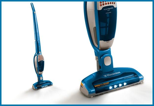 Win 1 of 4 Electrolux Ergorapido Plus BRC 2-in-1 cordless vacuums