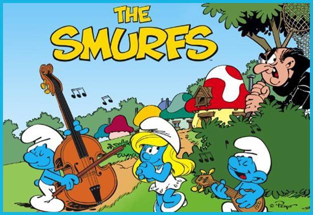 Win 1 of 5 Smurfantastic Smurfs prize packs