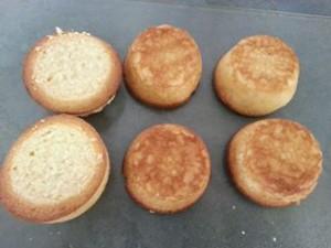 upside down cupcakes