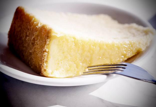 Spiced butter cake recipe