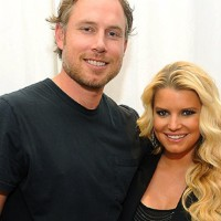 Jessica Simpson thinks baby number two is ace!