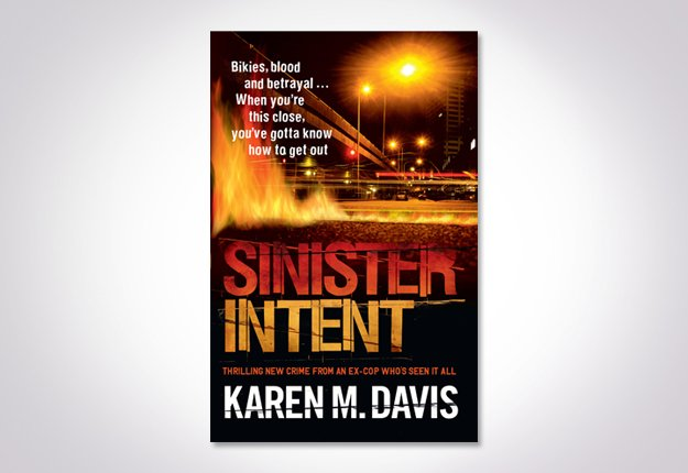 Sinister Intent – Simon & Schuster book review