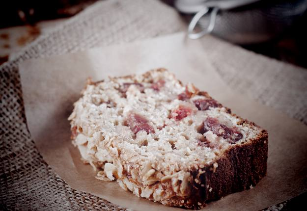 Banana strawberry bread recipe