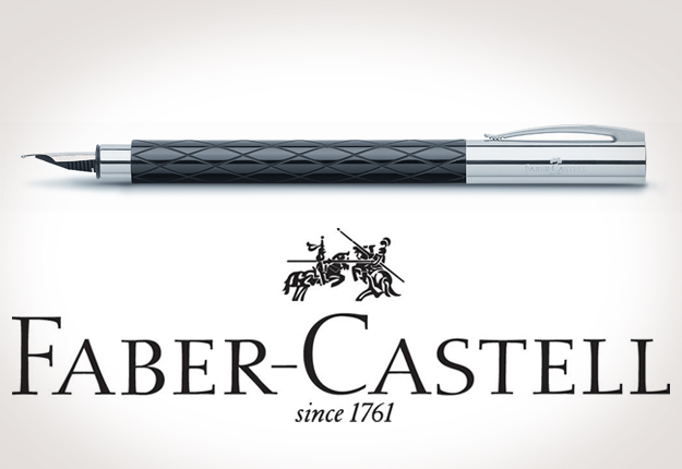 Win 1 of 5 Faber-Castell Ambition Fountain Pens