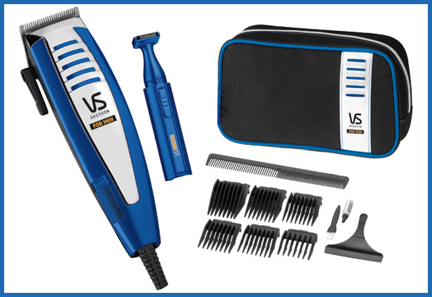 Win 1 of 13 new VS For Men Limited Edition Deluxe Clipper sets