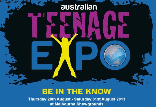 WIN 1 of 25 family passes to the Australian Teenage Expo