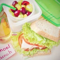 Simple Steps In Packing A Healthy Lunchbox