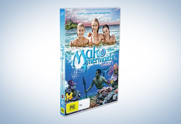 WIN 1 of 7 Mako Mermaids prize packs