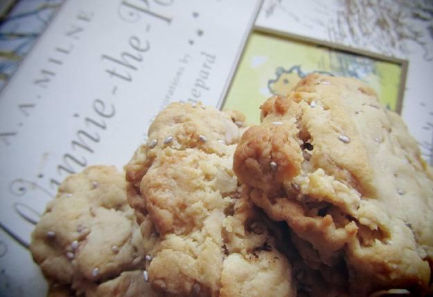 Winnie the Pooh, honey bear cookies recipe