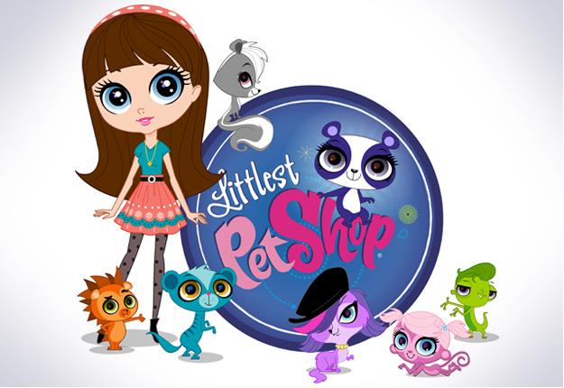 WIN 1 of 5 Littlest Pet Shop prize packs!