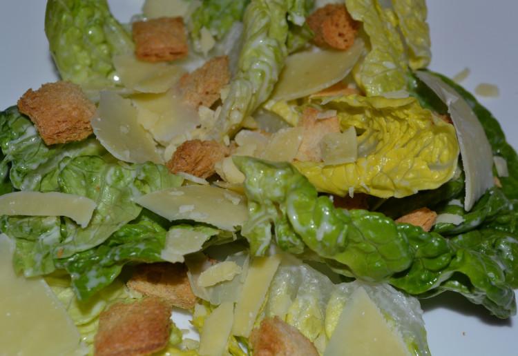 Quick Caesar Salad