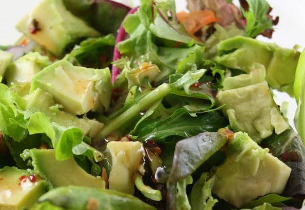 Super Simple Avocado Salad