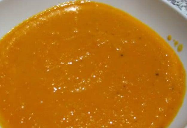 Yummy Pumpkin Soup