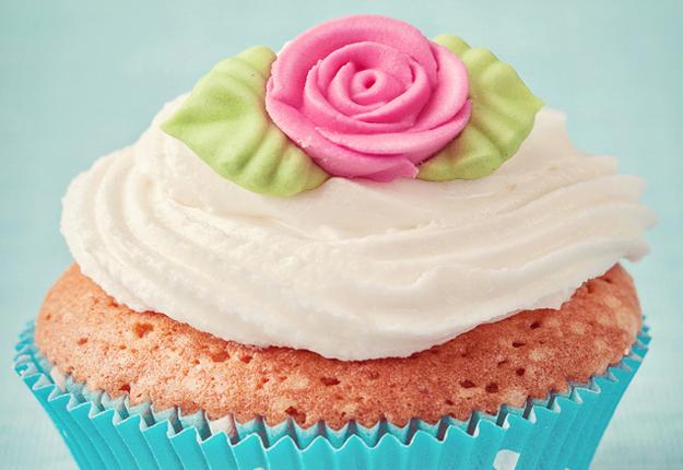 Vanilla Bliss Cupcakes