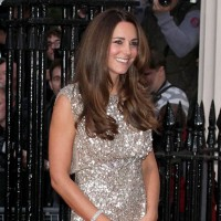 Back to work for new mum Kate