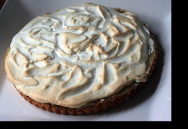 Easy lemon meringue pie !
