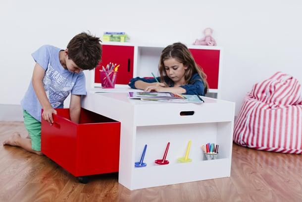 mocka kids room table