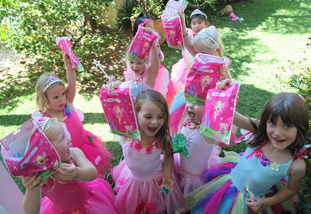 WIN a Pink Poppy princess party package for 12