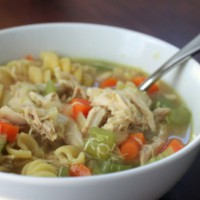 Cheater's Chicken Soup