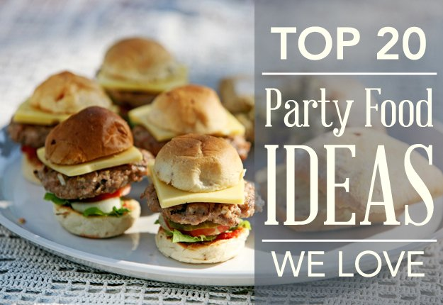 best party food ideas