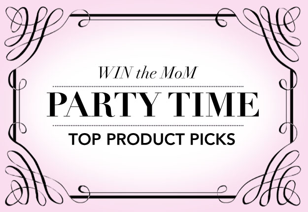 WIN the MoM perfect for PARTY TIME hamper!
