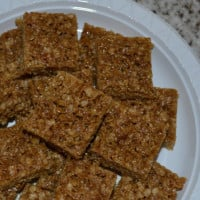 English Flap Jacks