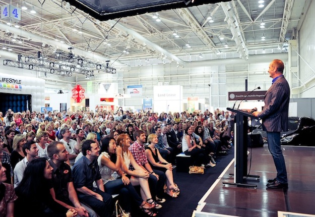 WIN 1 of 4 double passes to Grand Designs Live (Melbourne)
