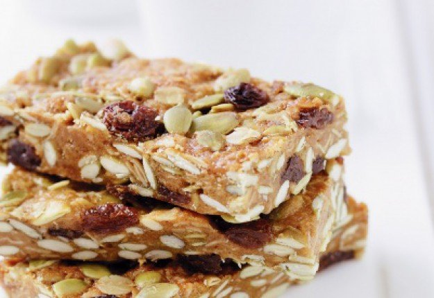 Tasty Muesli bars