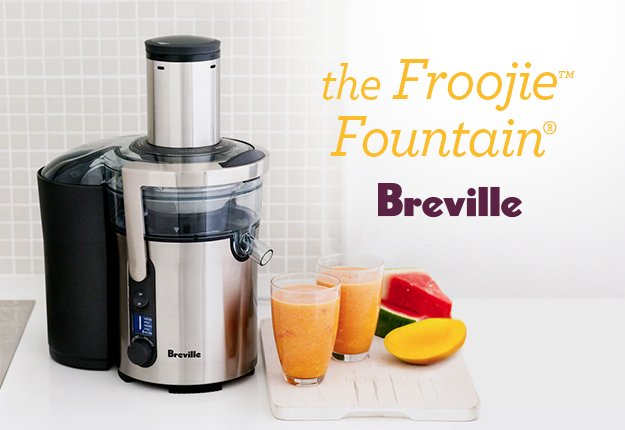 Breville Froojie® Fountain™