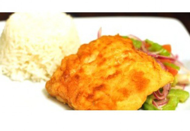 Fried Grouper Steak Recipe