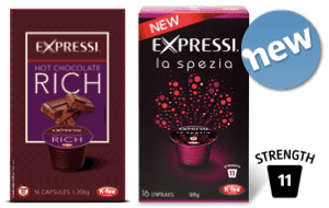 aldi expressi rich hot chocolate and aldi expressi la spezia