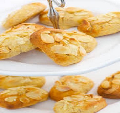 Almond Bites