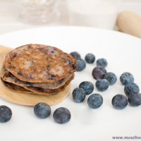 Buckwheat pancake recipe