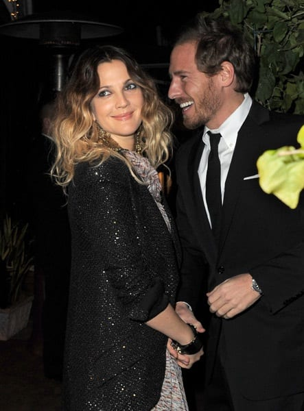 arrives at Chanel And Charles Finch Pre-Oscar Party Celebrating Fashion And Film at Madeo Restaurant on February 26, 2011 in Los Angeles, California.