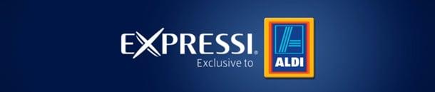 expressi - aldi logos