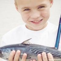 Kids fishing made easy