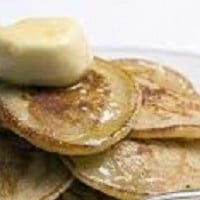 Wholemeal Flaxseed pikelets