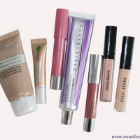 Tinted moisturisers and BB creams