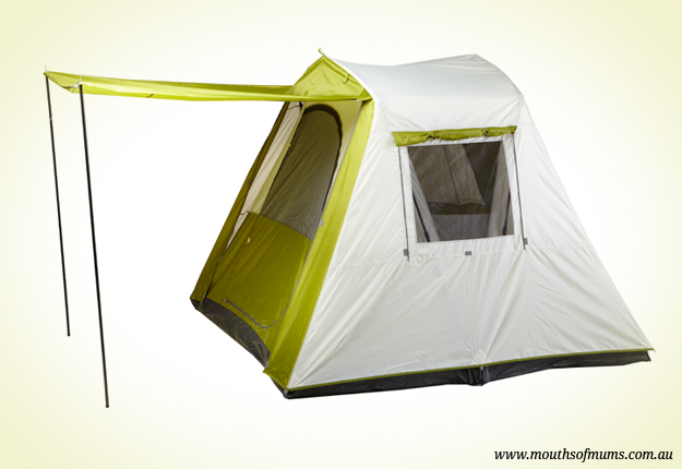 WIN 1 of 4 tents from Coleman + grand prize extras