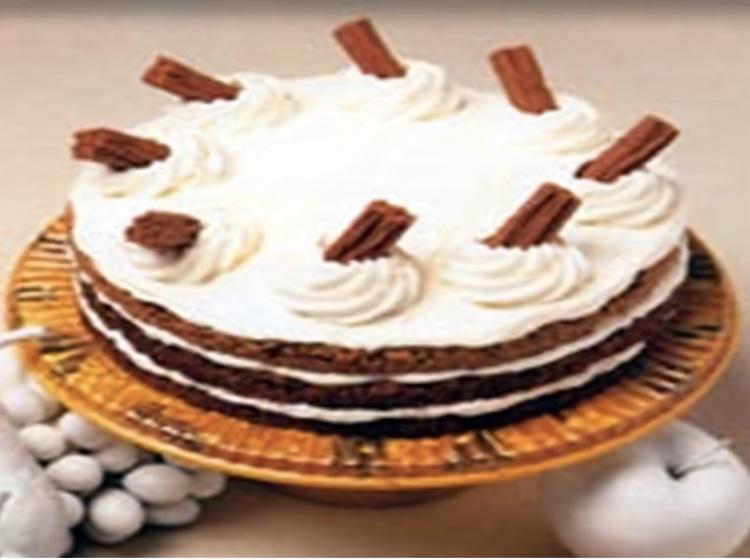 Magic Flake Cake
