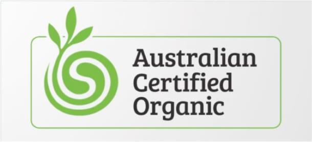 Australian Certified Organic logo