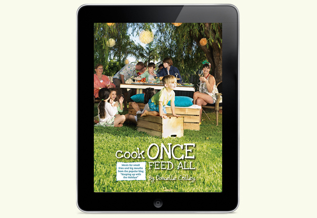 WIN 1 of 10 copies of 'Cook Once, Feed All'