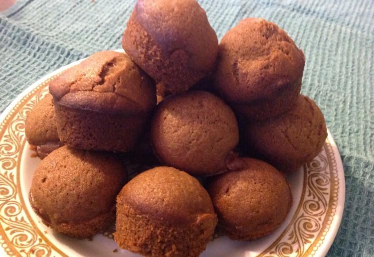 Gingerbread mini's