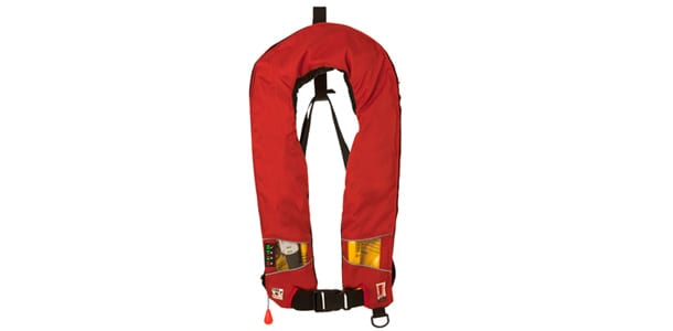 WIN 1 of 3 new generation lifejackets